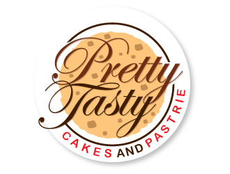 Pretty Tasty Cakes and Pastries logo design