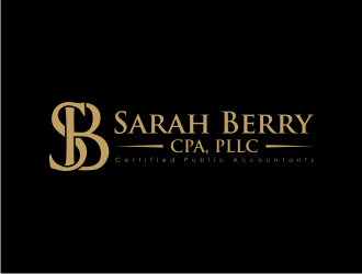 Sarah Berry, CPA, PLLC logo design