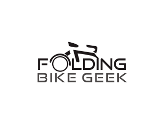 Folding Bike Geek logo design