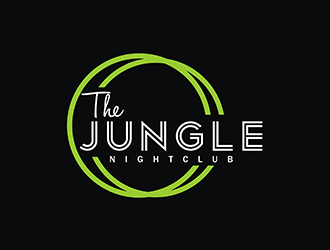 The Jungle logo design
