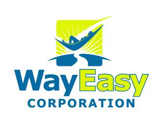 WayEasy Corporation logo design