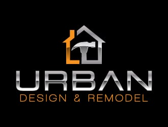 Urban Design & Remodel logo design