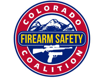 Colorado Firearm Safety Coalition logo design