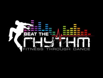 Beat the Rhythm logo design