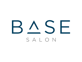 Base Salon logo design