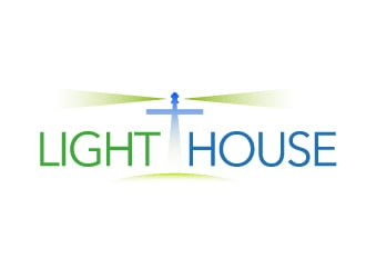 Lighthouse  or Light House logo design