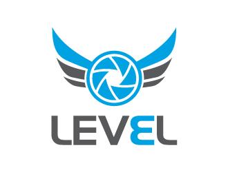 LEV3L logo design