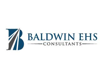 Baldwin EHS Consultants logo design