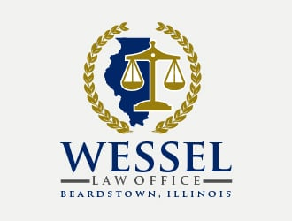 Wessel Law Office logo design