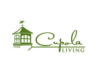Cupola Living logo design