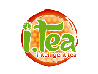 I.tea (Intelligent Teas) logo design
