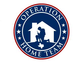 Operation Home Team logo design