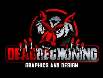 Dead Reckoning Graphics and Design logo design