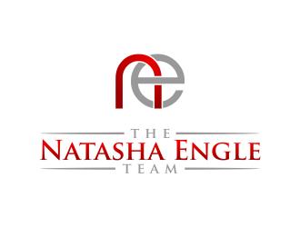 The Natasha Engle Team logo design