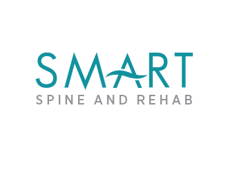 Smart Spine and Rehab logo design
