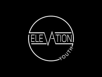 Elevation Youth logo design