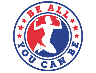 Be all you can be logo design