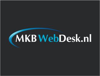 MKBWebDesk.nl logo design