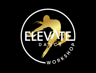 Elevate Dance Workshop logo design