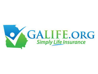 GALIFE.org-Simply Life Insurance logo design