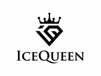 Ice Queen logo design