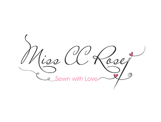 Miss CC Rose. Depending on how it looks.  Possible tagline... Sewn by Mums for Mums logo design