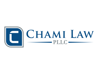 Chami Law, PLLC logo design
