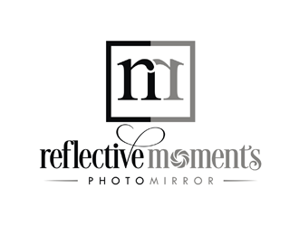 Reflective Moments logo design