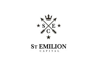 St Emilion Capital logo design