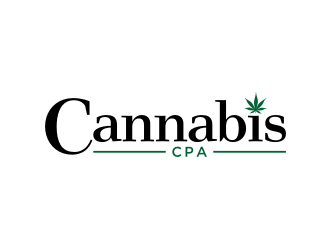 Cannabis CPA logo design