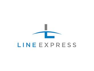 LINE EXPRESS logo design