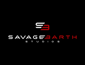 Savage Earth Studios logo design