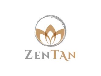 Zen Tan logo design