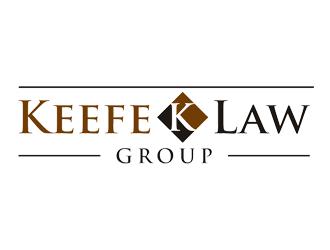 Keefe Law Group logo design