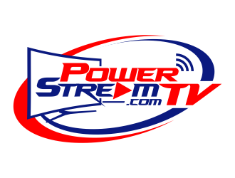 PowerStreamTV logo design