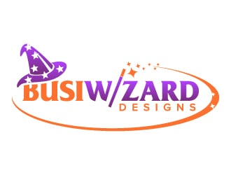 Busiwizard Designs logo design