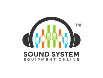 Sound System Equipment Online logo design