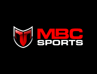 MBC SPORTS logo design