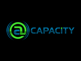 @ CAPACITY logo design
