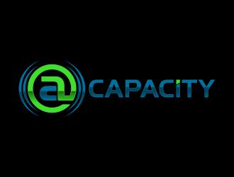 @ CAPACITY logo design