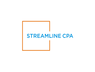 Streamline CPA logo design