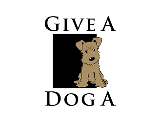 Give A Dog A logo design