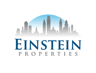 Einstein Properties logo design