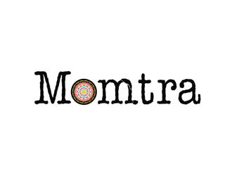 Momtra logo design