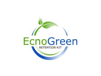 EcnoGreen logo design
