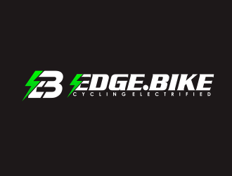 Edge bike logo design
