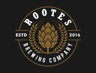 Rootes Brewing Company logo design