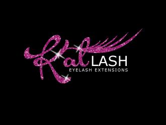 Kat Lash logo design