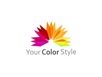 Your Color Style logo design