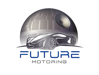 Future Motoring logo design
